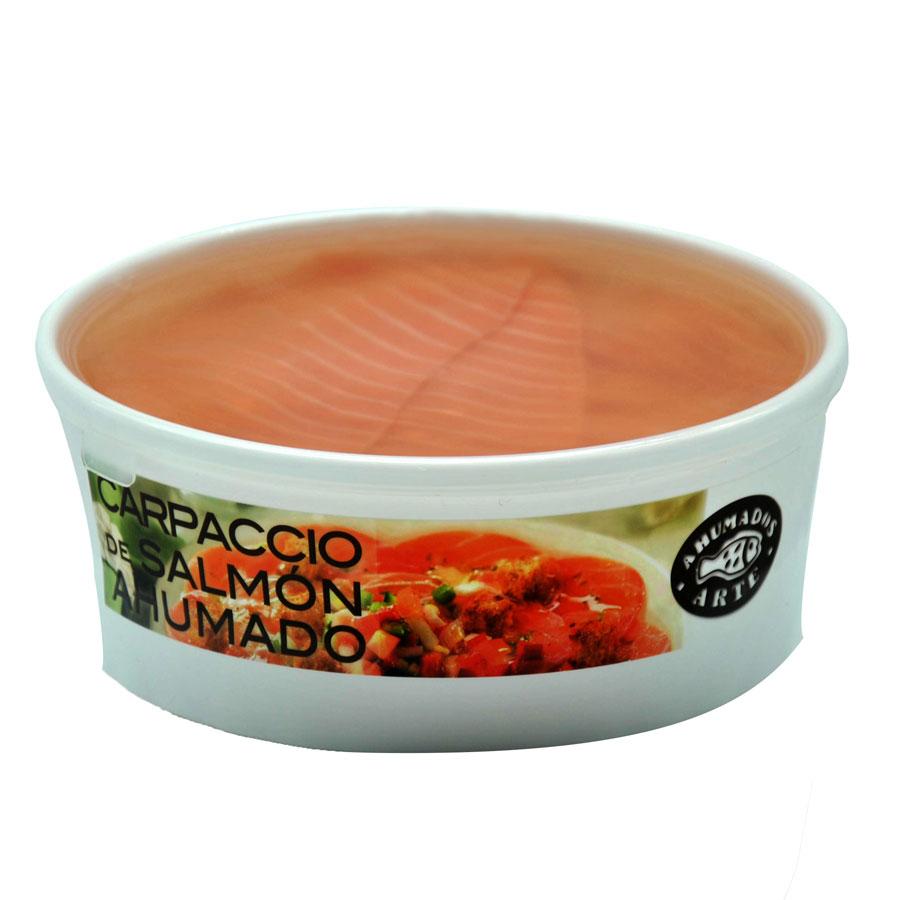 Carpaccio de salmó