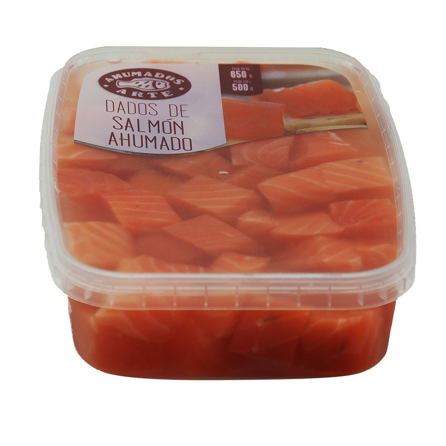 Daus de salmó